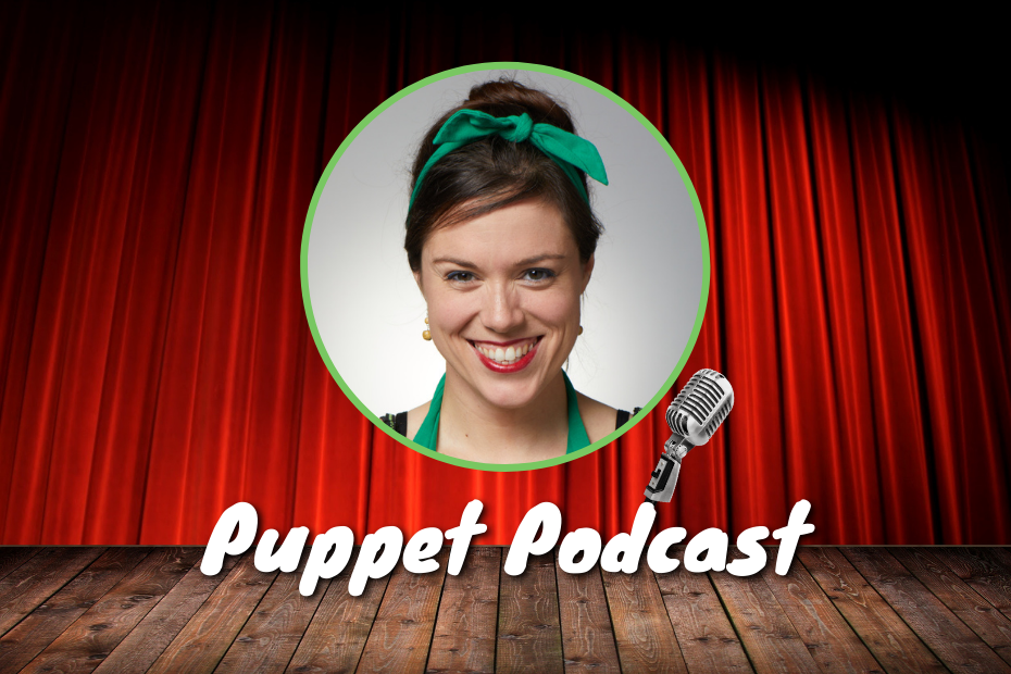 Puppet Podcast Marketing