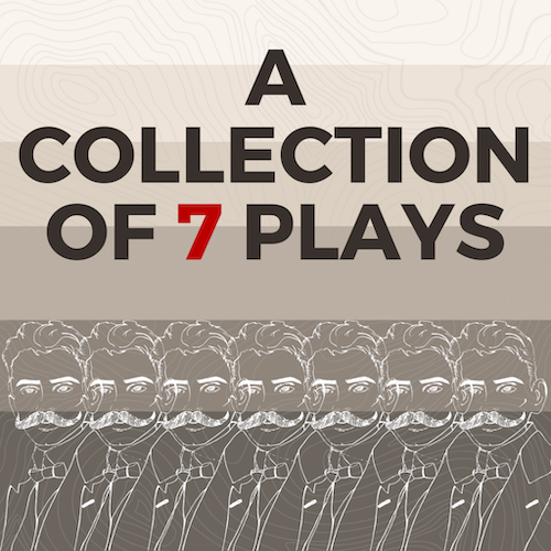 Cover page of Cankar plays collection, which is part of live events in Mississauga and activities in Mississauga